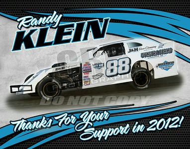 Randy Klein Sponsors
