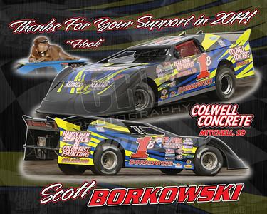 Scott Borkowski Sponsors