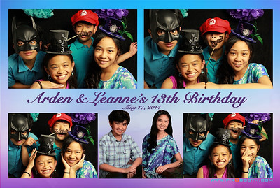 5-17-2014 Arden and Leanne Bday