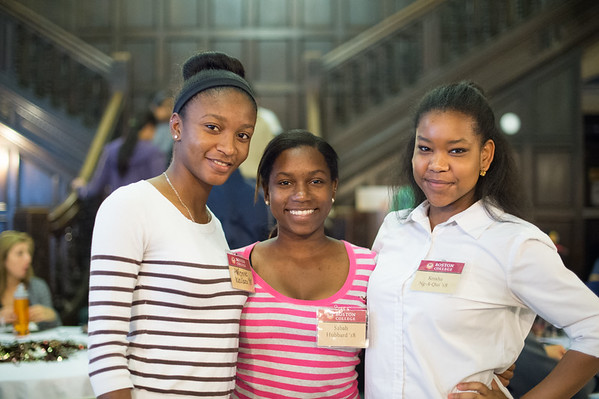 2014 Endowed Scholars BBQ
