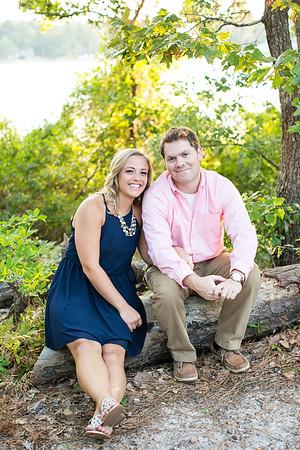 Melissa+Kyle Engagements