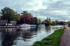 River Thames as it flows through Reading.