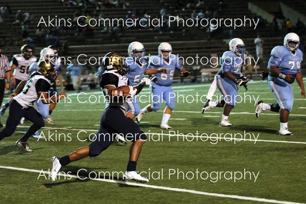 2014 Akins Varsity Football