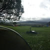 Morning breaks at the ACT Champs, Long Plain Hut.