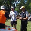 Merv Trease and Vic Sedunary - first Men's Supervets and Men's Vets, third Men's Open.