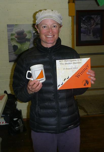 First Women's Open (fifth overall)  - Susie Sprague
