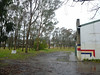A cold wet day - thank goodness for the Garran Scout Hall!