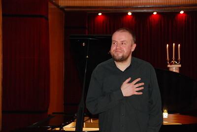 2014-03-04 Maciej Grzybowski Recital