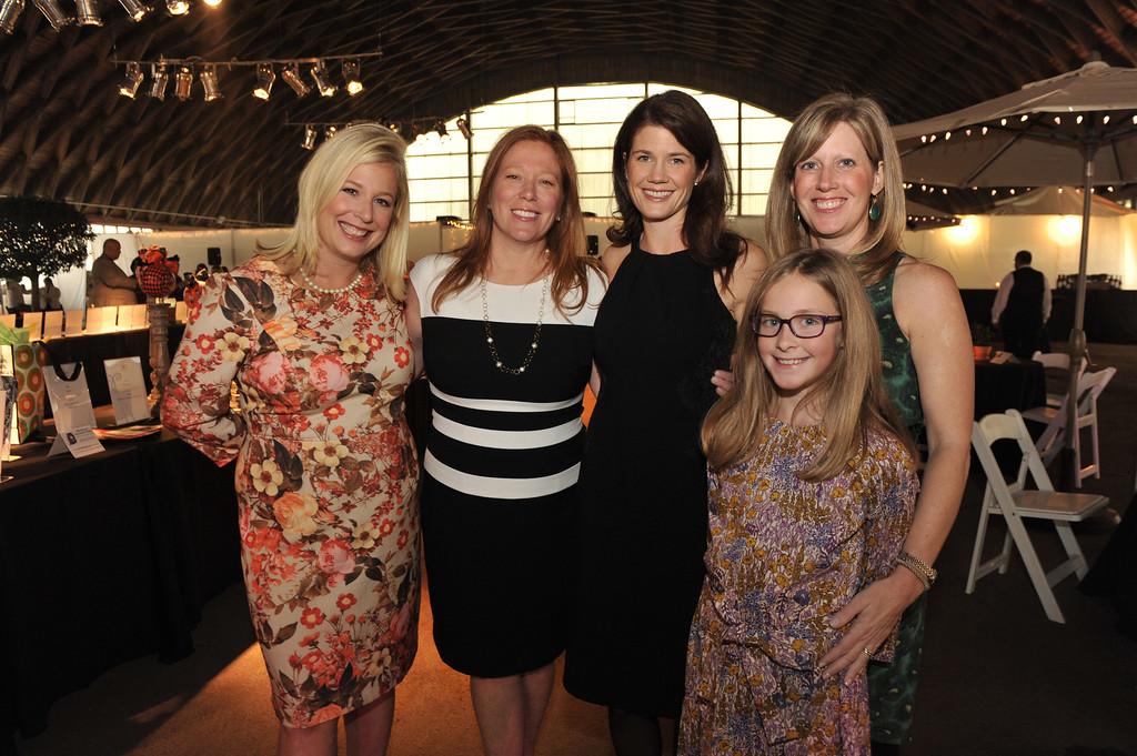 Northwestern Lake Forest Hospital Women's Board 2014 Benefit, October 18, 2014