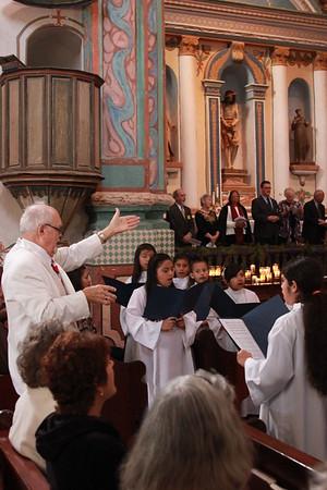 12-21-2014 A Festival of Lessons & Carols
