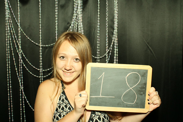Allie's 18th Birthday Pictures