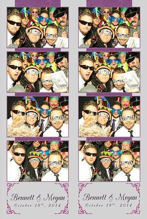Bennett & Megan's Wedding