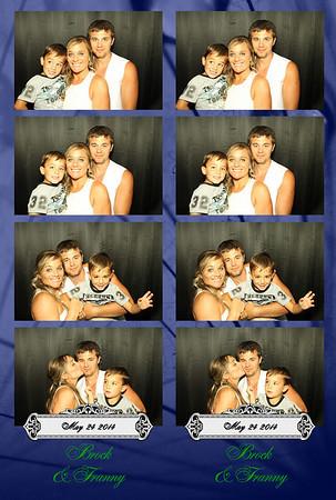 Brock & Franny's Wedding