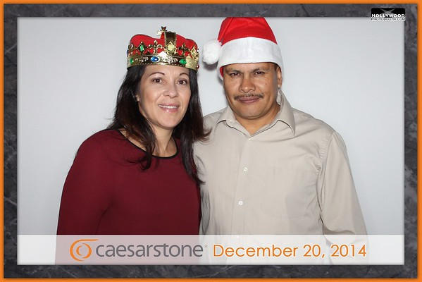 Caesarstone 2014 End of Year Party - 12/20/2014