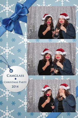 Camglass Christmas Party