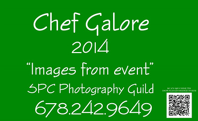 Images from the Chefs Galore Event,