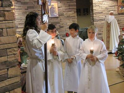 12-24-2014 Children's Christmas Mass 2014