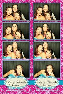 Chip & Shaundra's Wedding