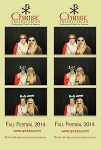 Christ Presbyterian Fall Festival 2014