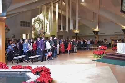 12-25-2014 Christmas Day Mass