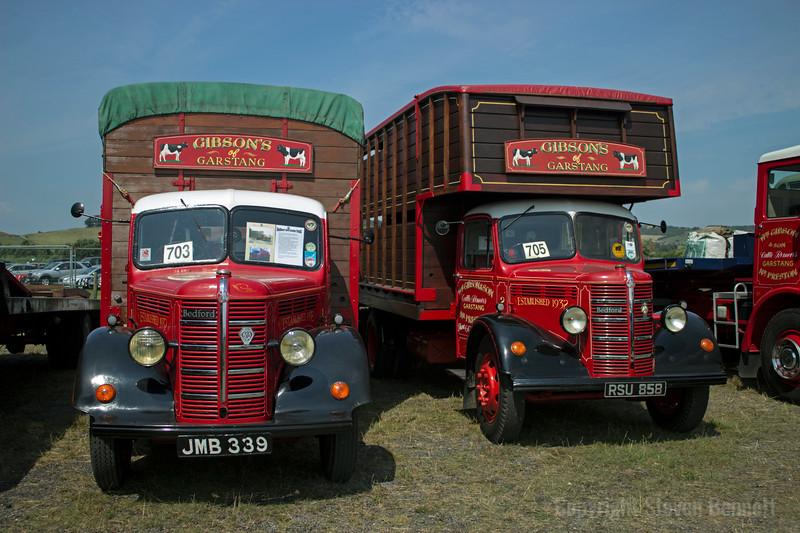 Bedford Cattle Trucks