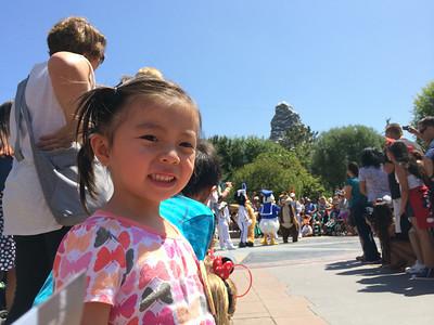 Disneyland - First Visit!