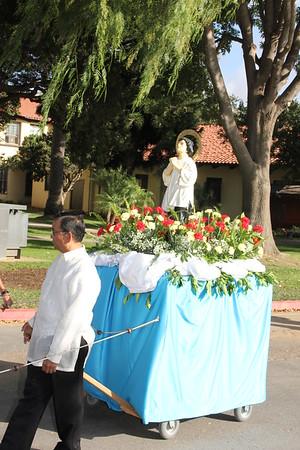 09-27-2014 Feast of San Lorenzo Ruiz