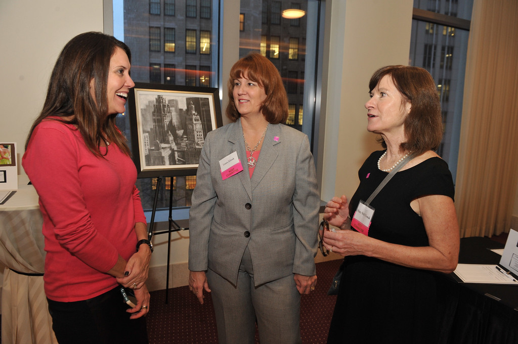 Friends of Marlene Hetzel Palmerson Reception, November 4, 2014