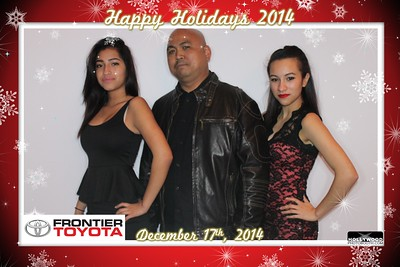 Frontier Toyota 12/17/14