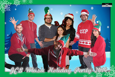 JCB Holiday Party 2014 - 12/8/2014