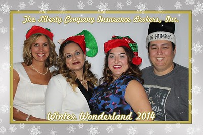 Liberty Company Winter Wonderland 2014