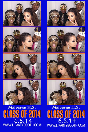 Malverne Sr. Prom Class Of 2014