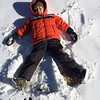 Snow angel #2