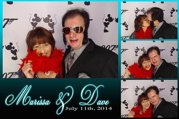 Marissa & Dave's Wedding