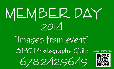 Member Day 2014 Images