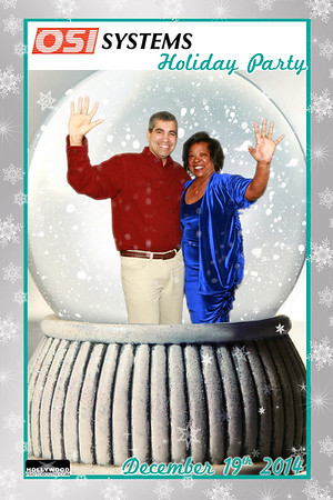 OSI Systems Holiday Party 2014 - 12/19/2014