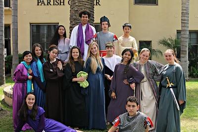 11-04-2014 Parish Youth Event