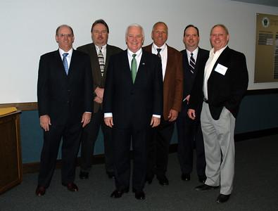 Reception for Governor Corbett