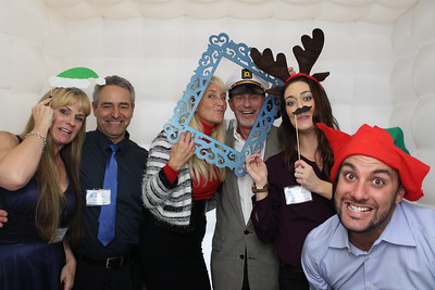 SCAA Holiday Party 2014