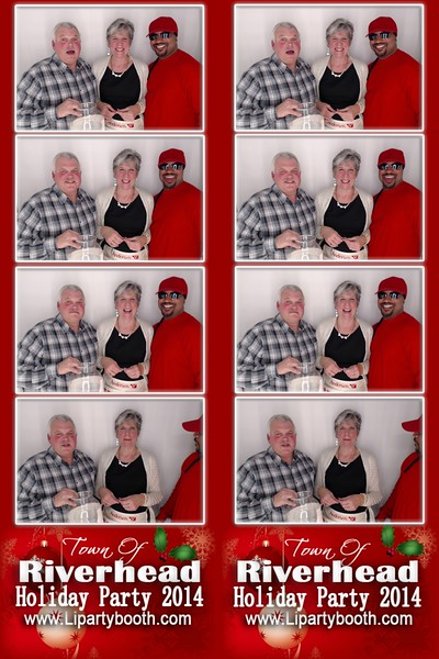 Town Of Riverhead Holiday Party 2014
