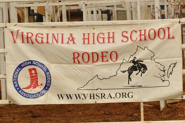 2014 FREDERICK CO FAIR VIRGINIA HIGH SCHOOL RODEO 8-1-14