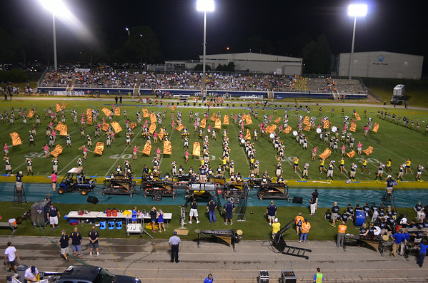 Fairhope Band @ Foley Game
