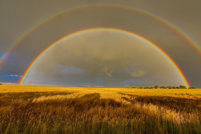 "Boulder ""Double"" Rainbow"