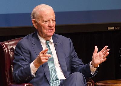 2014 Fall President's Speaker Series - James A. Baker, III