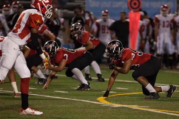 Football - Varsity Sept. 12, 2014