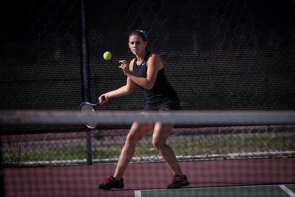 Girls Tennis - Varsity Oct. 8, 2014