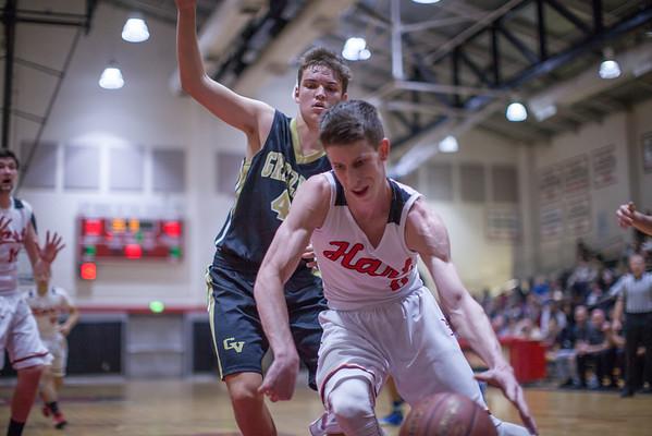 Hart Basketball vs Golden Valley