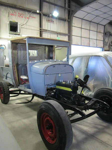 1920s Model T