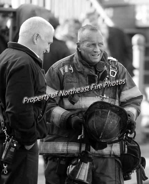 Pawtucket- 3rd Alarm- Woodbine Street- 11/28/14