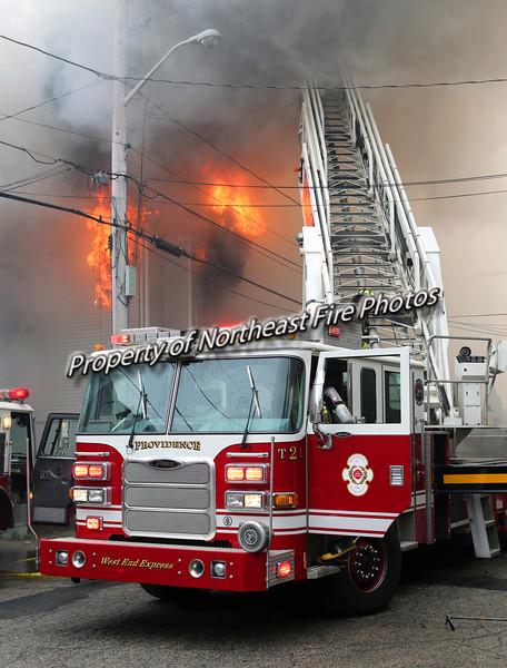 Providence- 2nd Alarm- Laban Street- 5/9/14